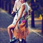 Chic bike outfits - Street style bike looks