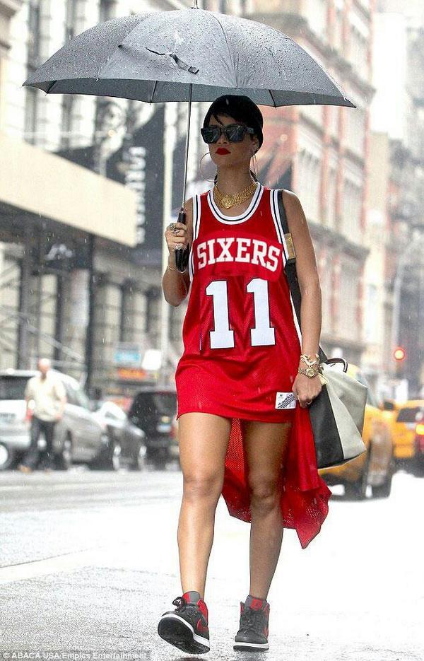 Koszykarskie stylizacje na co dzień More than blog