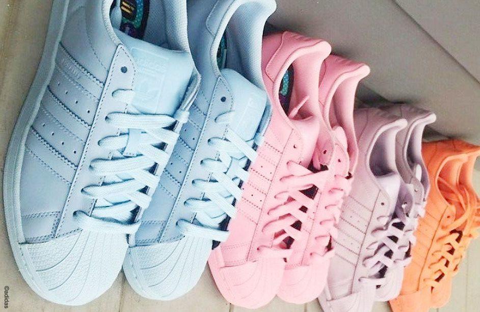 Adidas Superstar — najpopularniejsze Adidasy świata More