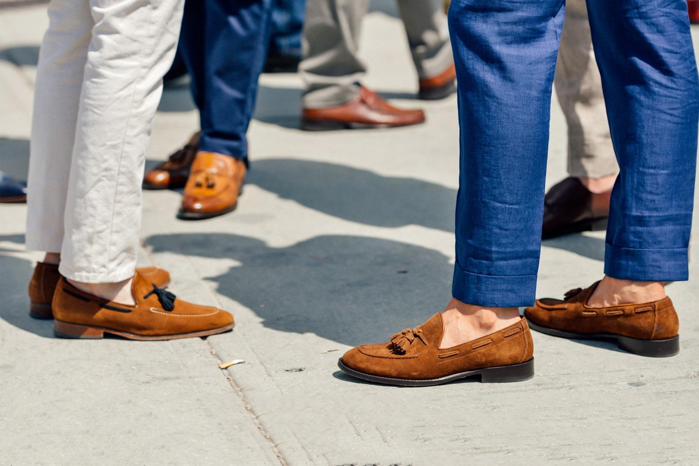 Jak nie nosić butów