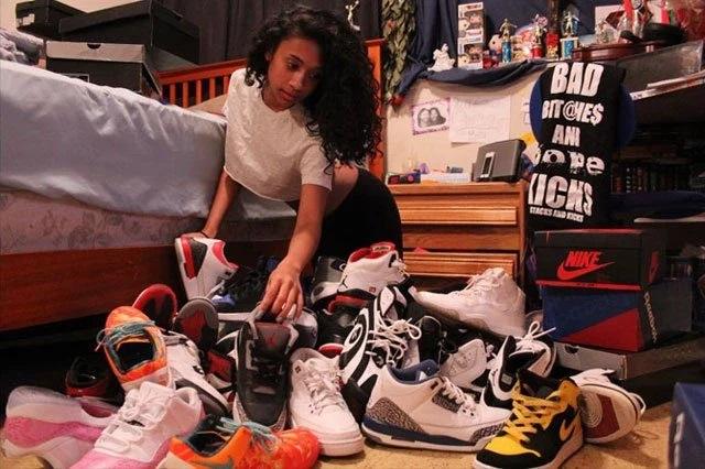 Sneakerheadki z Instagrama. Dziewczyny też kolekcjonują buty