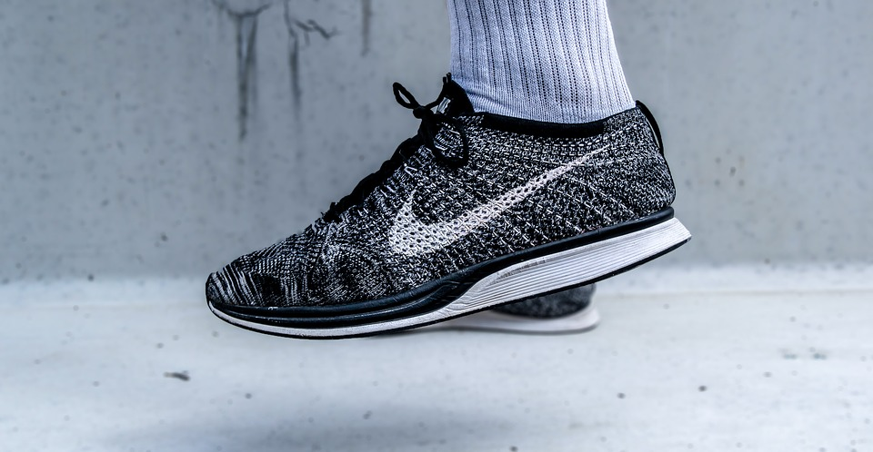 Technologie stosowane w butach Nike